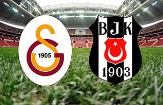 Galatasaray-Beşiktaş derbisi öncesinde 4 taraftar...