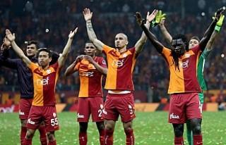 Galatasaray'ın derbi galibiyet hasreti sona...