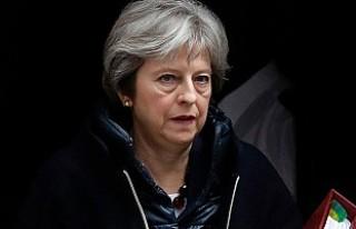 İngiltere Başbakanı Suriye Saldırısını Böyle...