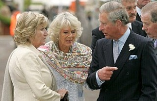 İngiltere Prens Charles'ın eşi Camilla Parker'ın...