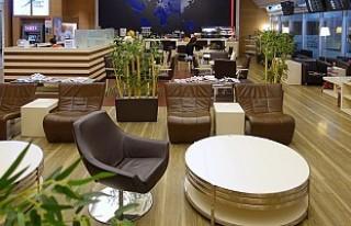 İstanbul yeni havalimanı'na otel konforunda...