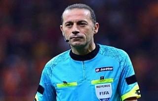 İşte Cüneyt Çakır'ın Dünya Kupası'nda...