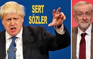 Johnson'dan, Corbyn'e: Kremlin'in budalası