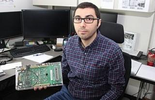 Kanada'daki Türk bilim insanından büyük başarı