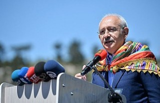 Kılıçdaroğlu Silifke'den Muhtarlara Seslendi