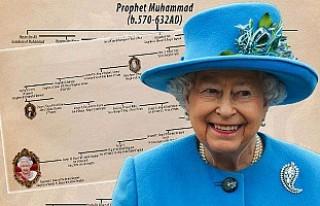 Kraliçe'yi 'Müslüman İlan Etmeye'...