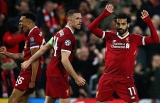 Liverpool, Roma'ya Gol Yağdırdı