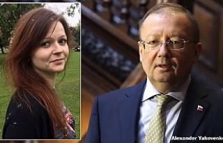 Rus Büyükelçi İnglitere'ye 'Viyana Sözleşmesi'ni...