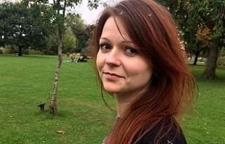 Rusya'dan Zehirlenen Ajanın Kızı Yulia'yı...