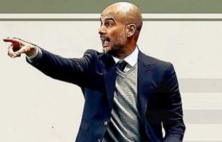 """Şampiyonluğun Adı """"Guardiola"""""""