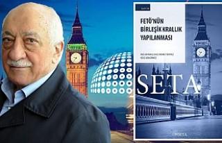 SETA'dan, FETÖ'nün Birleşik Krallık Yapılanması...