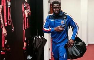 Stoke Cityli Ndiaye, Galatasaray'a dönmeyi düşünüyor