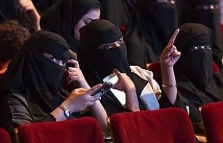 Suudi Arabistan'da 35 yıl aradan sonra ilk sinema...