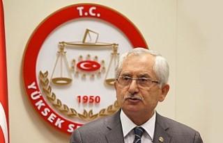 YSK Başkanı Güven'den 'Seçim Takvimi'...