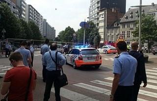 Belçika'da silahlı saldırı: 3 ölü