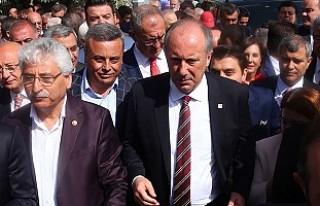 CHP TBMM Grubu'ndan Cumhurbaşkanı Adayı kararı