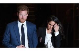 Düğüne 5 gün kala Meghan Markle'a kötü...
