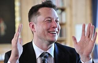 Elon Musk şekerleme işine giriyor