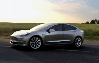 Elon Musk'ın, Tesla Model Y'nin üretim...