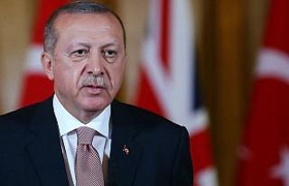 """Erdoğan'dan uçakta """"ramazan ayı""""..."""