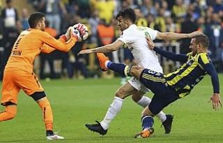 Fenerbahçe, Bursa'ya Puan Vermedi