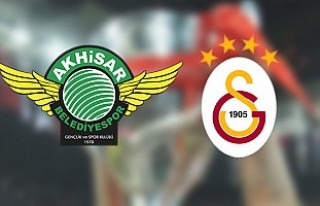 Galatasaray, Akhisarspor maçı hazırlıklarını...