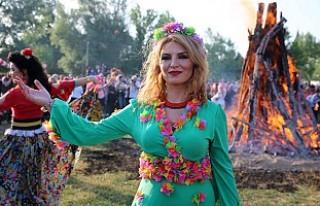 'Hıdırellez'e Rengarenk Kutlama
