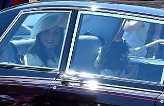 Kate Middleton düğüne 3 yıl önce giydiği kıyafetle...
