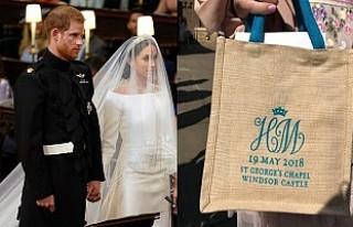 Kraliyet Düğününde verilen hediyeler satışa...