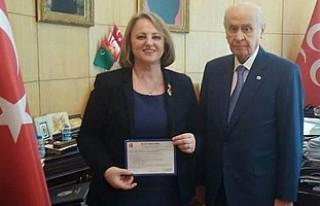 Londra'dan İlk Milletvekili Aday Adayı MHP'den