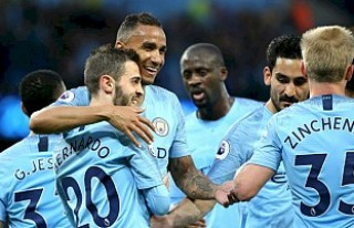 Manchester City rekor kırdı