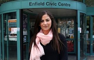 Nesil Çalışkan, İngiltere'de En Genç Kadın...