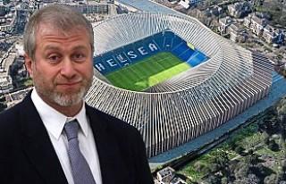 Patron Gitti, Chelsea'nın Yeni Stat Projesi Yattı