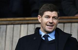 Rangers, Gerrard'la 4 yıllık imzayı attı