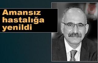 Turgay Ertürk İstanbul'da Toprağa Verilecek