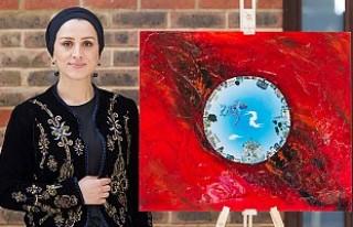 Türk Sanatçı Kaplan, Londra'da Grenfell Faciasını...