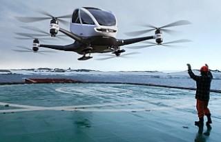 UBER uçan taksiler için NASA ile anlaştı