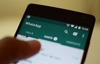 WhatsApp'ta bu hata telefonları çökertiyor