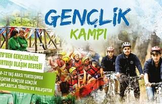 Yurt Dışındaki Gençler Türkiye'de 'Gençlik...