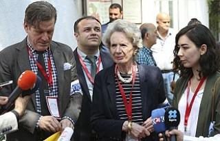 """AGİT'ten """"seçimde engelleme yok""""..."""