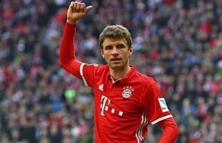 Alman futbolcu Müller'den Özil ve Gündoğan'a...