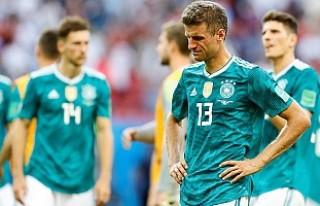 Alman Milli Takımı taraftarlardan özür diledi