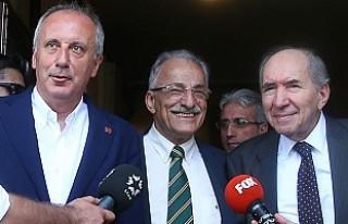 CHP'de 'İnce' Hareketliliği