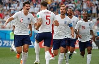 Dünya Kupasında İngiltere, Panama'ya Fark...