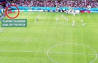 Dünya kupasında İngiltere'yi tarihi golden...