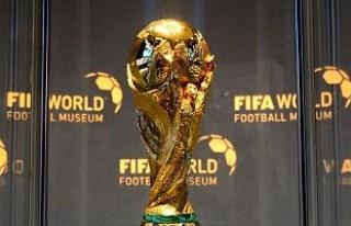 FIFA 2026 Dünya Kupası adayları kabul edildi