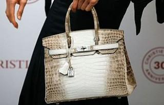 İkinci el çanta açık artırmada 1 milyon liraya...