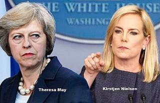 """İngiliz Başbakandan ABD'ye """"göçmen""""..."""