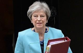 İngiltere Başbakanı Theresa May, Müslümanların...