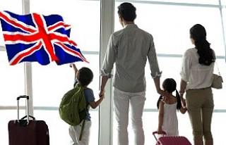 İngiltere'den Türkiye'ye tatile gideceklere...